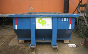 Dumpster Sizes in Newark NJ from Go Pro