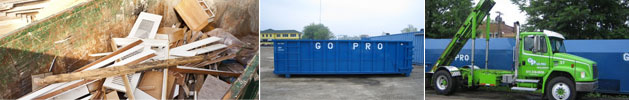 Go Pro Waste - Bellville, NJ dumpster rental