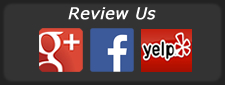 Reviews us with Google+, facebook and Yelp