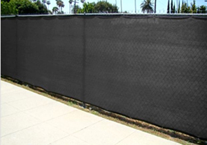 Privacy screen - temporary fencing from Go Pro Waste