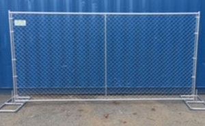 Temporary Fencing in Jersey City, Paterson, Newark and East Orange NJ - Go Pro